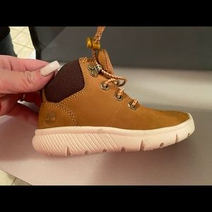 Brand new in box Timberland boots toddler 8c